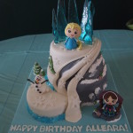 Epic Frozen Cake