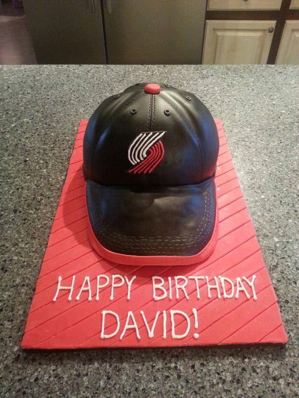 Portland Trailblazers hat