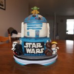 Epic Star Wars Cake