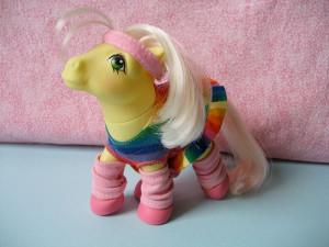 80s Pony
