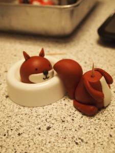 Beheaded Squirrel