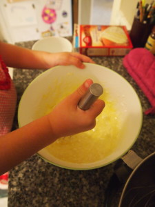 Whisking Away